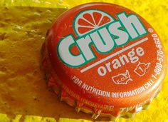 "orange crush...long ago the Denver Broncos had a nick name...""the orange crush""!! Not sure what happened with that....?"