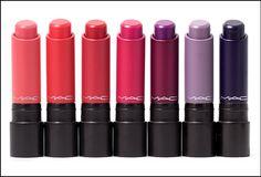 Mac Cosmetics ha realizzato una collezione di rossetti con Maureen Seaberg. Il risultato è una gamma di colori inediti e stravaganti. Scoprite perchè.