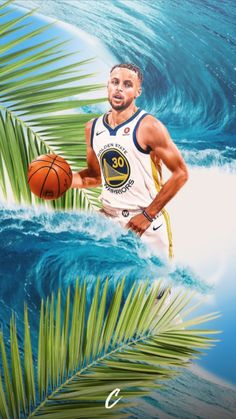 Curry Basketball, Basketball Players, Golden State Warriors Wallpaper, Stephen Curry Wallpaper, Best Nba Players, Curry Nba, Warriors Stephen Curry, Nba Wallpapers, Inspirational Posters