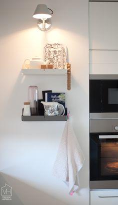 Pieniä, käytännöllisiä juttuja keittiöön - Valkoinen Harmaja | Divaaniblogit