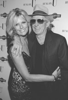 coolest couple-Keith Richards and Patti Hansen Patti Hansen, Keith Richards, Rock And Roll Bands, Rock N Roll, Rollin Stones, Ron Woods, Like A Rolling Stone, An Affair To Remember, Music Images