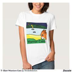 T- Shirt Warriors Cats