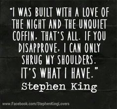 King Quotes Quotes From The Standstephen King  Stephen King Sooner Or