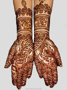Mehndi Designs For Arms: In this article, we will look at some of the top designs we have chosen for you today.