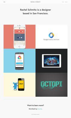 12 Best Personal UX Portfolio images in 2018 | Design websites, Gin, Jin