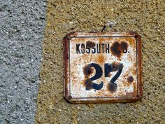Kossuth utca house number 27 - Bükk Mountains - Village of Répáshuta - Hungary…