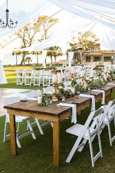 Jewish Pensacola Country Club Wedding
