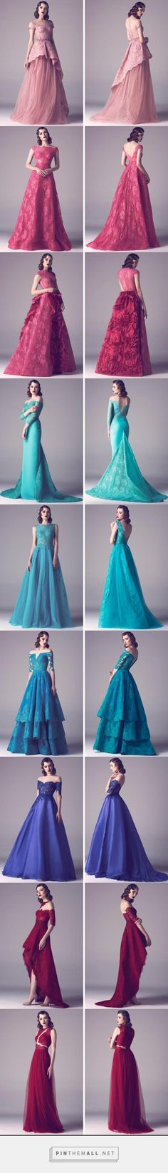 Fadwa Baalbaki Spring 2015 Collection