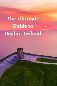 Heading to Doolin, Ireland? From the Cliffs of Moher to the Burren and more, I'm sharing the must-sees in this guide to Doolin.