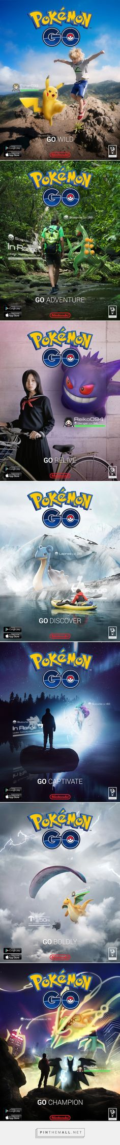 7 Epic Pokèmon GO Ads. I CAN'T WAIT!