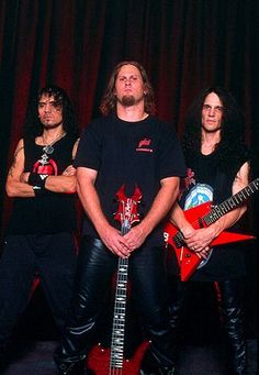 Morbid Angel with Steve Tucker taking over rumble and growl duties