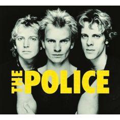 The Police (aficia de este grupo desde chiquita)