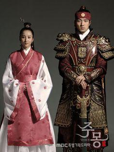 from Jumong - Korean historical drama - Attachment browser: Prince Jumong & Princess.jpg by John Kim - RC Groups