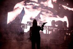Gojira   Sorceress US Tour   Red Rocks Amphitheatre   Morrison, CO