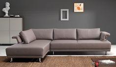 Rohová komfortná sedacia súprava Santi, veľká #sofa #settee #divan #couch