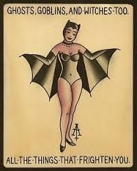 Image result for traditional pin up girl tattoo flash