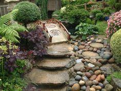 como hacer jardin japones | Diseño de interiores