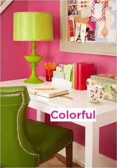fun inspiration for Bella's room! From Homegoods