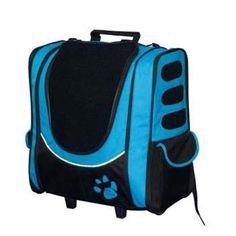 Pet Gear I-Go2 Escort - Ocean Blue (PG1230OB)