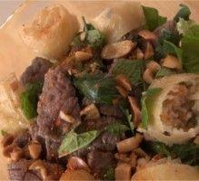 Recette - Bo Bun bœuf - Notée 4/5 par les internautes