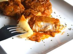 BONITO DE BURELA A LA ASTURIANA ~ The Spanish Food