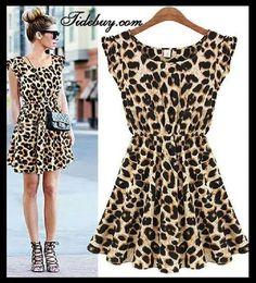 Little Cheetah Dress ♥