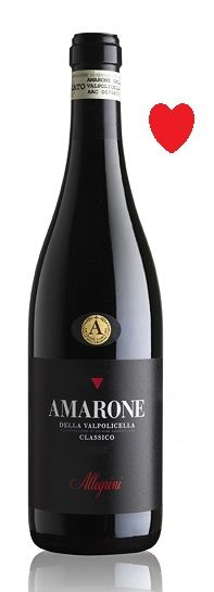 Amarone della Valpolicella Allegrini. GQ Italia recommends this award winning classic Italian red wine for Valentine's Day because like lasting love this wine is the result of a long passion cultivated season after season. http://www.gqitalia.it/after-hours/articles/2014/febbraio/san-valentino-vini-che-fanno-bene-all-amore