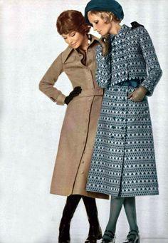 L'Officiel magazine 1970 Christian Aujard - Chloé