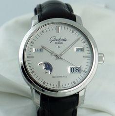 Glashütte Original Senator Perpetual Calendar Watch