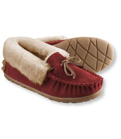 Womens Wicked Good Moccasins: Slippers | Free Shipping at L.L.Bean