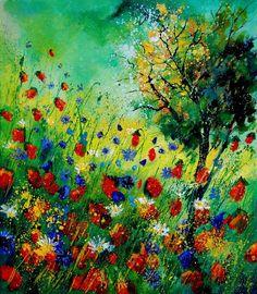 wild flowers 670130, Pol Ledent