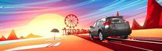 Toyota - Adventures