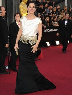 Image detail for -Sandra Bullock Oscars 2012