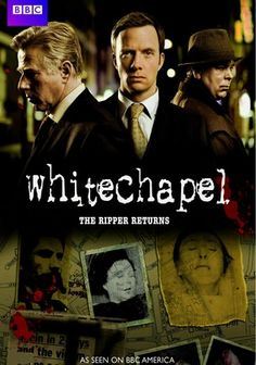 Watch Whitechapel on Netflix...LOVE British TV!