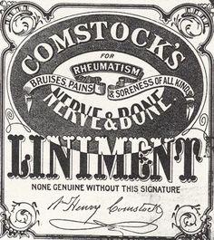Old Labels