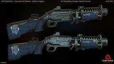 GCPD Shotgun