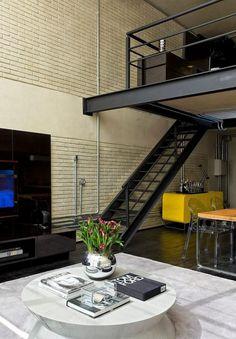 garde corps mezzanine, rambarde d'escalier en fer Plus