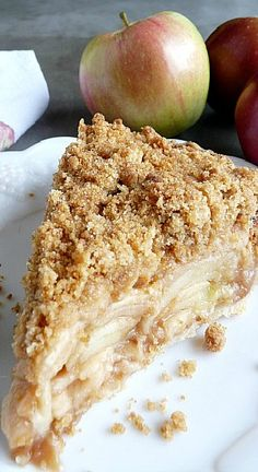 Apple Orchard Apple Pie