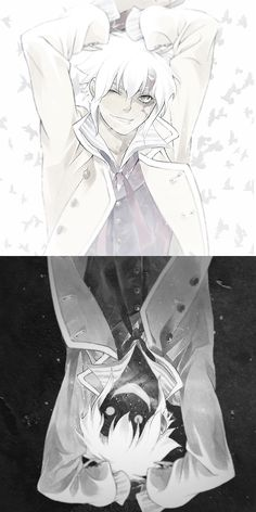 Allen Walker. D.Gray-Man