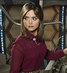 Image result for clara oswald moon clips