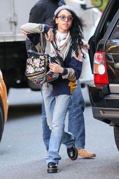 Tahliah Barnett, cantante de FKA Twigs y novia de Robert Pattinson.