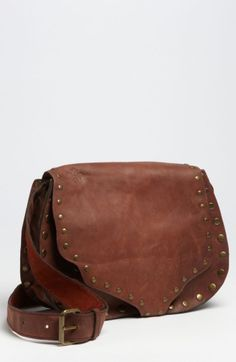Free shipping and returns on Patricia Nash 'Berlino' Crossbody Bag at Nordstrom.com. Raw, distressed leather gains handsome character over time on a handcrafted crossbody bag finished with antiqued brass rivets and burned edges for an Old World effect.