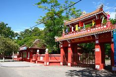 24 hours in Hue: Ancient Capital of Vietnam. Renowned as the most royal city in Vietnam, Hue has enough charm to keep you staying as long as you can afford the time to visit. Gazebo, Pergola, Travel Information, Tours, Outdoor Structures, Cabin, House Styles, Destinations, Kiosk