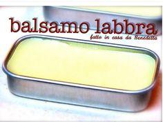 BALSAMO LABBRA AL MIELE FATTO IN CASA DA BENEDETTA