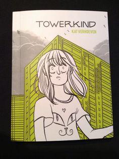 VANCAF reflections Part 2 of 6: @VERWHO and Towerkind on @ConundrumCanada   Katarina Thorsen Art Blog