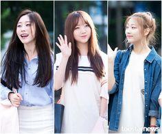 [HD테마] 인천홍보대사 러블리즈(Lovelyz)의 인천 출신 3인방서지수-케이-정예인 #topstarnews