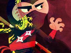 Ninja Design, by Matt Kaufenberg