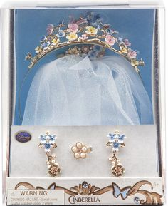 Wedding Accessory Set Film Collection Disney Princess Cinderella 2015