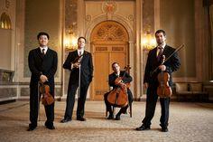 Miro Quartet | Photo: Nathan Russell