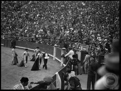 Belmonte y su adiós de Madrid Para su actuación del 22 de septiembre de 1935 en la plaza de toros de Las Ventas de Madrid